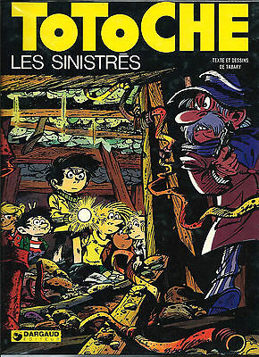 Eo Dargaud 1974 Jean Tabary + Totoche : Les Sinistrés