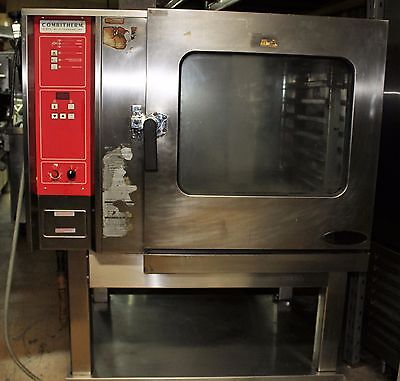 Alto Shaam Natural Gas Combi Combitherm Oven Steamer Model 7.14G