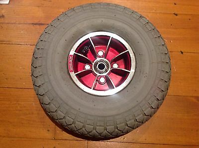 Shoprider Wheel and Tyre 4.00 - 5 Front Wheel