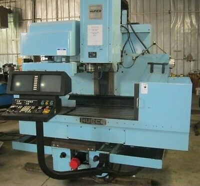 Hurco CNC Mill BMC 30.  ULTIMAX CONTROL.