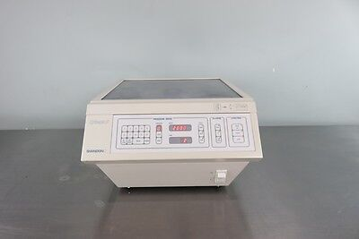 Thermo Shandon Cytospin 3 Cytocentrifuge with Warranty Video in Description