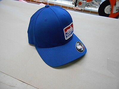 Hmk Flex Fit Hat L/xl Blue