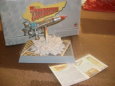 New Mint Cond Boxed Robert Harrop Thunderbirds 1 Limited Edition Piece TB01