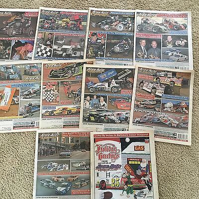 area auto racing news 10 Copies From 2012