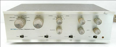 Dynaco PAS-3 Stereo Tube Preamplifier, Factory Assembled, Orignal