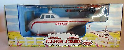 Harold the Helicopter Pull-A-Long -Thomas & Friends - New