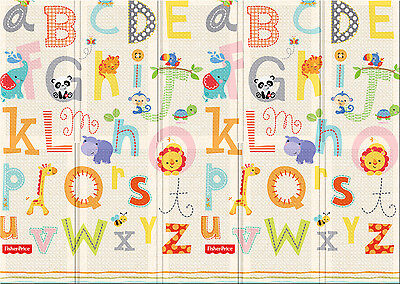 Fisher Price ABC Portable Play Mat