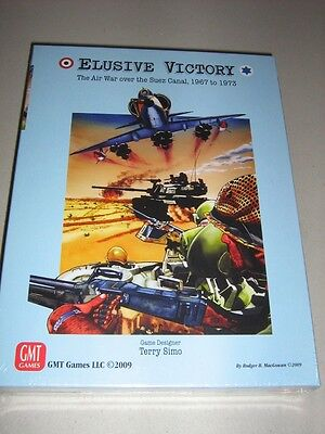 Elusive Victory: The Air War over the Suez Canal, 1967 to 1973 (New)