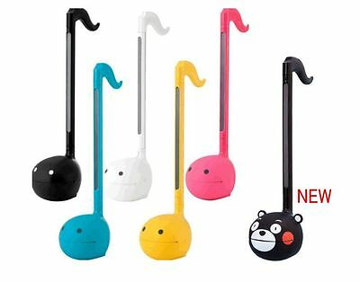 Meiwa Denki Otamatone Music Instrument Black Blue White Pink Kumamon Sweets ver