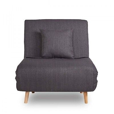Drawer Fauteuil convertible lit 1 place Adron
