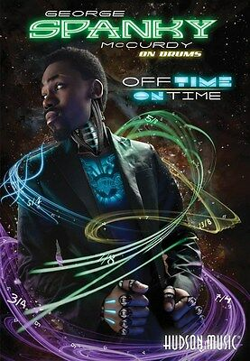 George Spanky McCurdy: Off Time/On Time Drums DVD (Region 0)