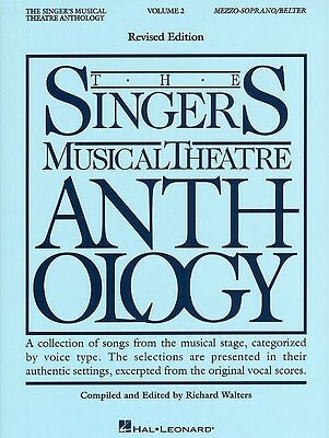 The Singers Musical Theatre Anthology: Volume Two .... Mezzo-Soprano Sheet Music