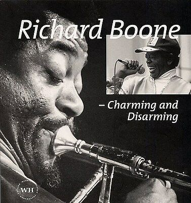 Richard Boone: Charming and Disarming Trombone Book