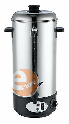 New 20 L Litre Commercial Catering Electric Urn Hot Water Boiler Tea Coffee 20L