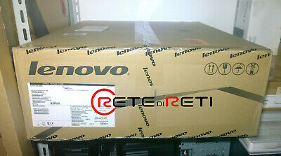 € 2910+IVA Lenovo 64116B2 12Gbps SAN Storage S3200 FC/iSCSI Dual Controller NEW