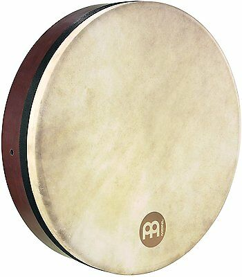 "Meinl Percussion 18"" Bodhran with Goat Skin Head & Tuning System - FD18BO"