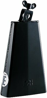 "Meinl Percussion Headliner Series Mountable 8"" Cowbell Black Powder Coated"
