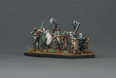 Warriors of Erebos (24 pcs) - for any Chaos warmaster army with Standard,Musican