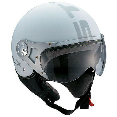 GLX 104  Brand  New  Classic  European  Motorcycle  Open  Face  Helmet