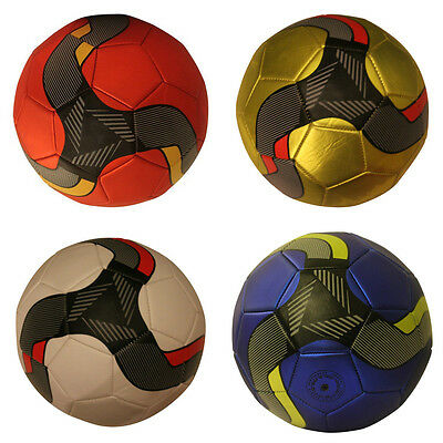 Brand New Anti-Slip Football Match Soccer Ball Perfect For Boys Gift SIZE 5