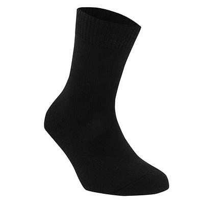 Boys 2 Pack Thermal Socks by Red Tag Kids Size UK C9-C12 EUR27-30 Black A153-5