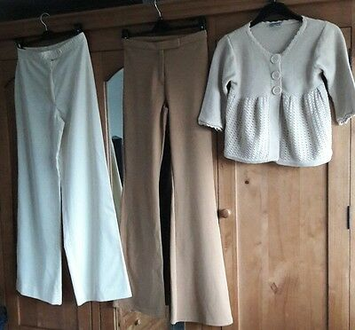 womens bundle size 8 trousers morgan cardigan 8 to 10