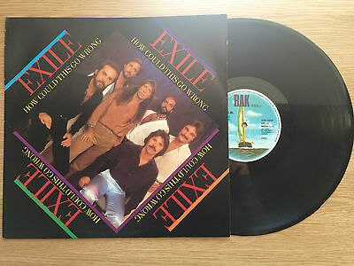 """Exile - How Could This Go Wrong (12"""" Vinyl Single) 12Rak 293 - Nm/nm"""
