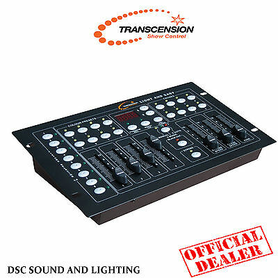 Transcension Light And Easy 4 Channel Dmx Controller For Led Light Fixtures
