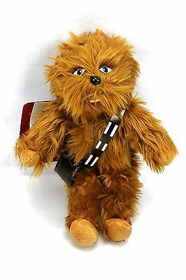 "NEW Star Wars Zippered CHEWBACCA 11.5"" Plush Toy Doll"