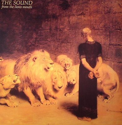 SOUND, The - From The Lions Mouth - Vinyl (gatefold LP)