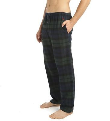 Polo Ralph Lauren Flannel Pajama Pants, M, Blackwatch
