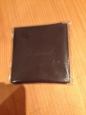 Genuine Designer Chopard Navy Glasses Cleaning Cloth
