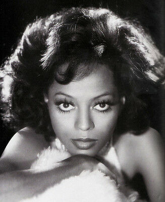 Diana Ross UNSIGNED photo - H4090 - STUNNING!!!!!
