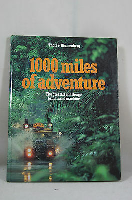 Camel Trophy 1000 miles of adventure greatest challenge to man and machine