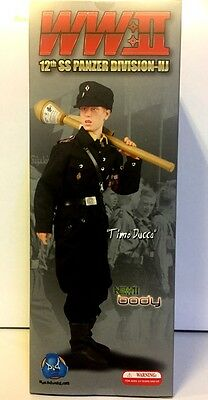 """DID - 1/6 """" Timo Ducca """" 12th Panzer Division HJ - Ref D80047 - 12 inch - DRAGON"""