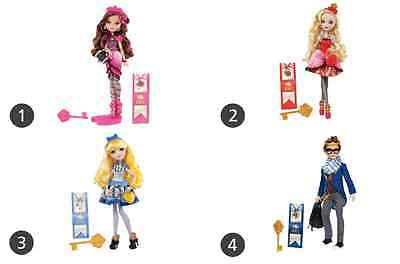 Ever After High Royal Apple White Blondie Lockes Dexter Charming Briar Beauty