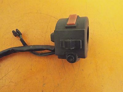 Kymco Pulsar 125cc 2013/14 Right Hand Switch Gear (Right Switchgear)