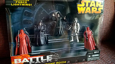 Star Wars Battle pack imperial Throne room Emperor  Imperial Dignitary !!!