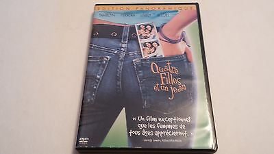 The Sisterhood of the Traveling Pants (DVD) Widescreen Edition - French cover