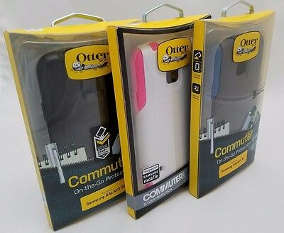 New Authentic Otterbox Commuter Case for Samsung Galaxy S5