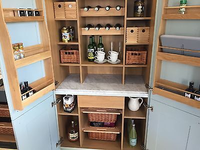 Pantry Cupboard Marble Worktop, Any Size, Ogee Edge, Delivery, Granite, Quartz,