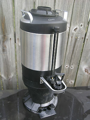 Curtis TXSG1501S600 1.5 Gallon ThermoPro Dispenser  used in good condition