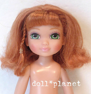 4-Ever Best Friends Doll ALLY redhead nude collectible MGA Entertainment 2005