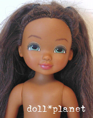 4-Ever Best Friends Doll SANA African American nude HTF collectible MGA 2004