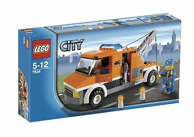 Town tow truck 7638 of Regoshitirego (japan import)