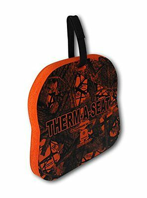 NEP Outdoors THERM-A-SEAT 1.5-Inch Thick Invision Camo Print