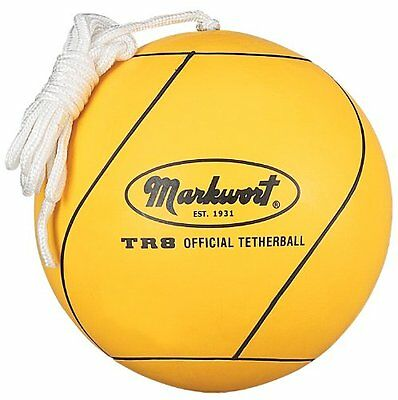 Markwort Official Tetherball (Yellow)