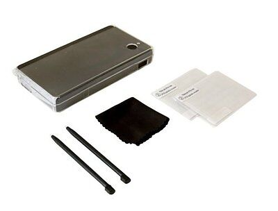 8-In-1 Play & Protect Kit - Black for DSi