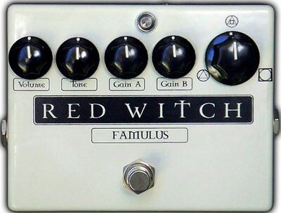 Red Witch Analog Famulus Distortion