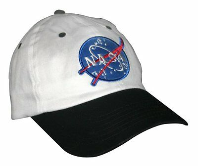 Aeromax Jr. Astronaut (Cap Only), Black and White
